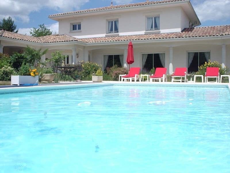 Vente de prestige maison / villa Biganos 696800€ - Photo 1