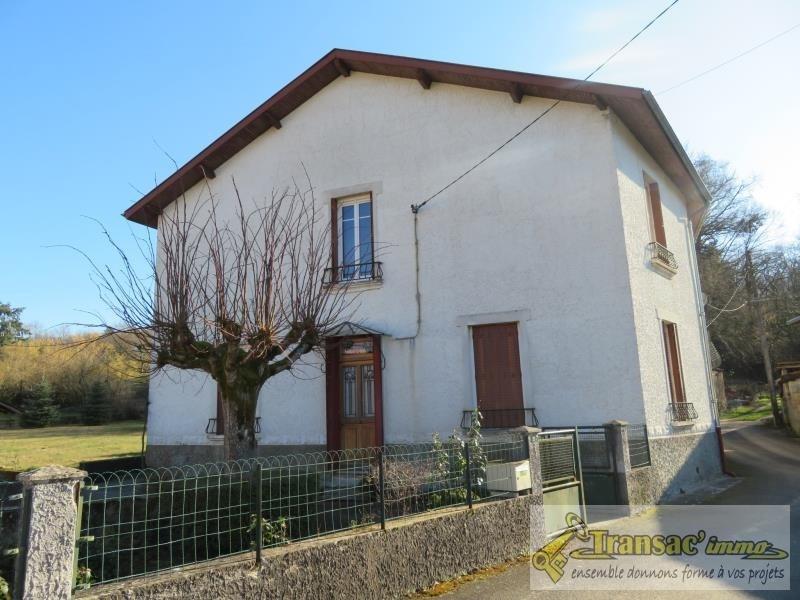 Sale house / villa Puy guillaume 62130€ - Picture 1
