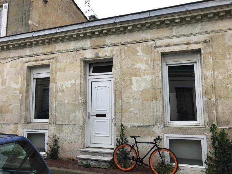Rental house / villa Le bouscat 1325€ CC - Picture 1