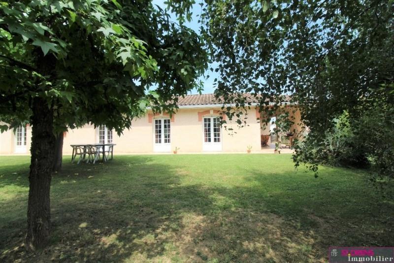 Sale house / villa Quint fonsegrives 453000€ - Picture 7