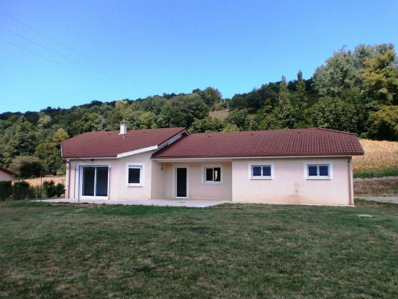 Vente maison / villa St chef 273000€ - Photo 4
