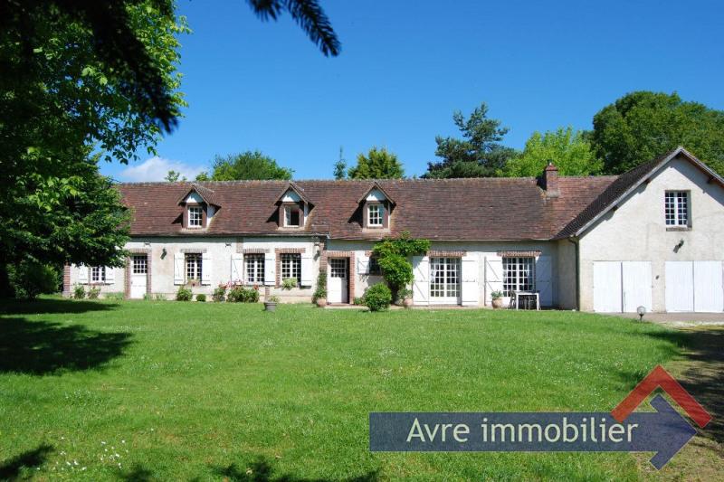 Sale house / villa Verneuil d'avre et d'iton 253000€ - Picture 1