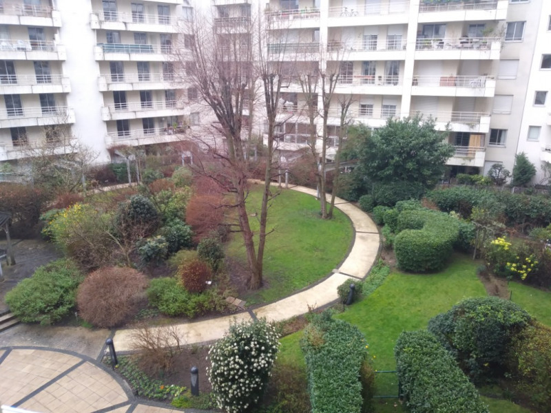 Investment property apartment Boulogne billancourt 349 000€ - Picture 1