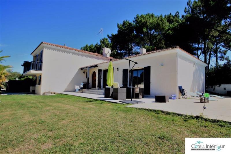 Sale house / villa Chateau d olonne 399000€ - Picture 1