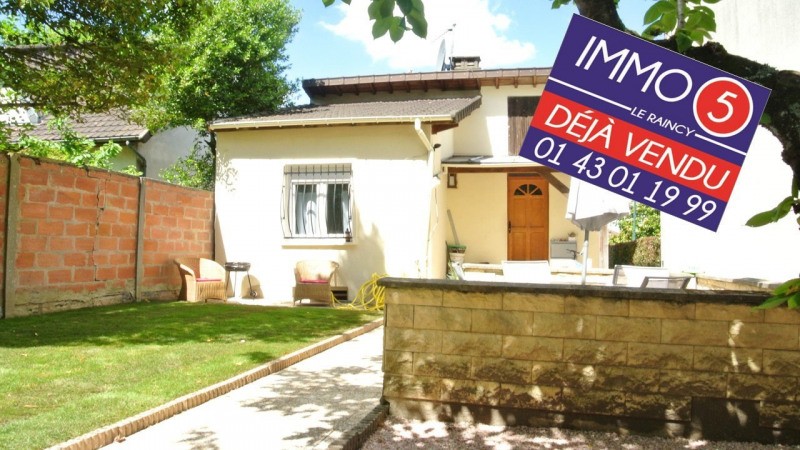Vente maison / villa Le raincy 360000€ - Photo 1