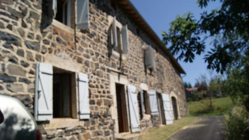 Sale house / villa St martin de fugeres 145000€ - Picture 1