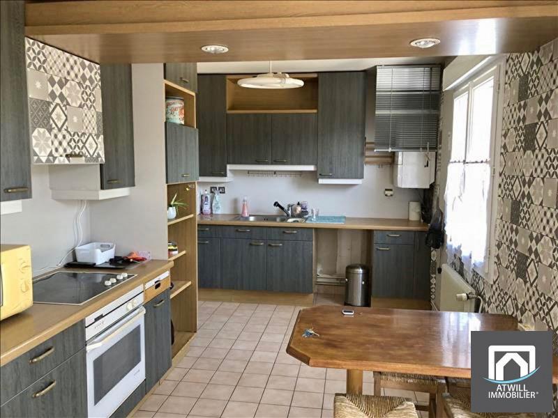 Sale house / villa Saint gervais la foret 239300€ - Picture 1