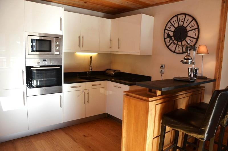 Deluxe sale apartment Argentiere 562736€ - Picture 2