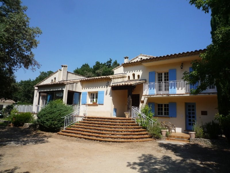 Deluxe sale house / villa Orange 689 000€ - Picture 1
