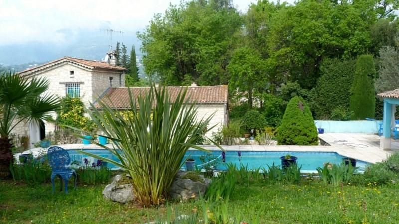 Deluxe sale house / villa Vence 1125000€ - Picture 28