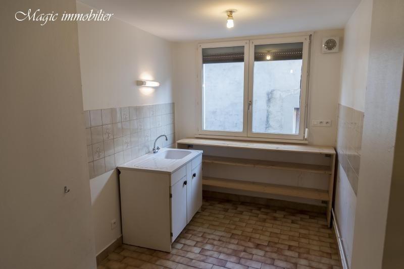 Rental apartment Nantua 408€ CC - Picture 3