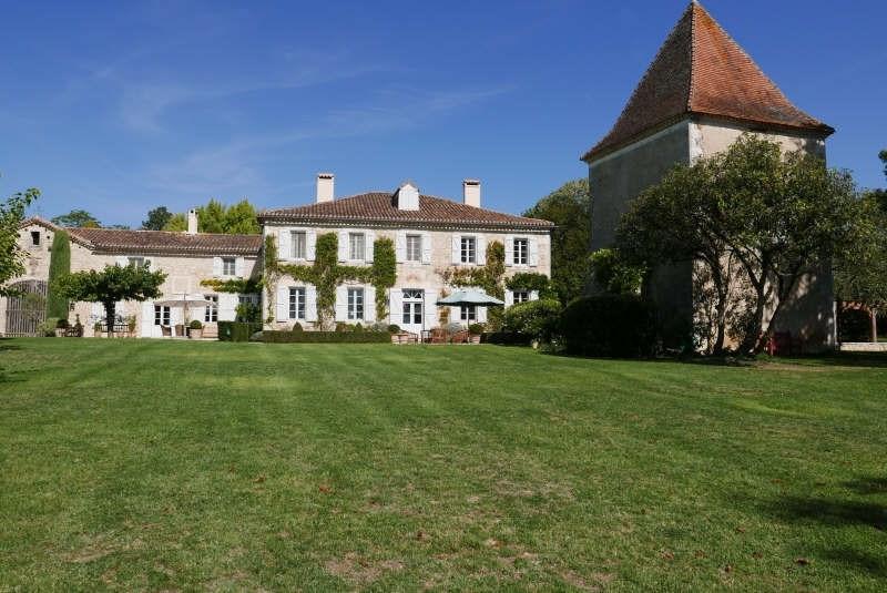 Vente de prestige maison / villa Roquelaure 1795000€ - Photo 1