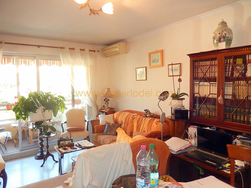 Viager appartement Menton 90 000€ - Photo 2