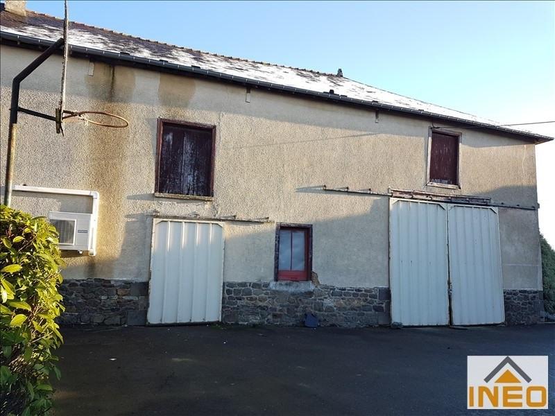 Vente maison / villa Vignoc 210000€ - Photo 2