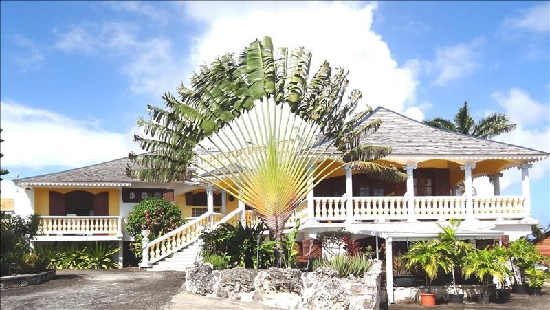Deluxe sale house / villa St francois 2750000€ - Picture 1