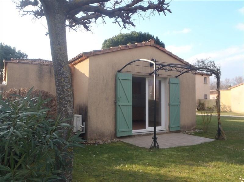 Location maison / villa Montboucher sur jabron 614€ CC - Photo 1