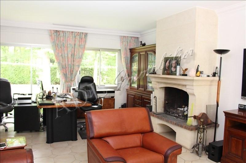 Deluxe sale house / villa Lamorlaye 613600€ - Picture 2