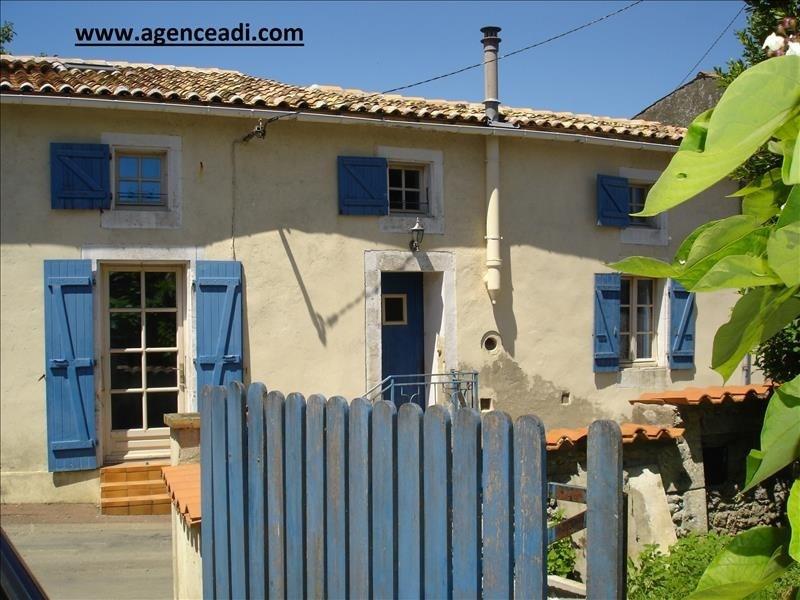 Vente maison / villa Azay le brule 69120€ - Photo 1