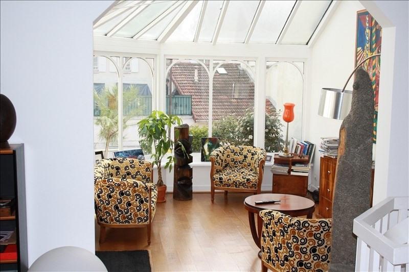 Vente maison / villa St cloud 895000€ - Photo 10