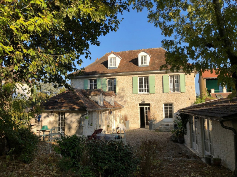 Locação casa Villennes sur seine 2990€ CC - Fotografia 1