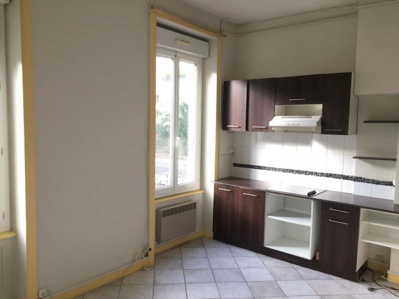 Sale apartment Lyon 3ème 135000€ - Picture 2