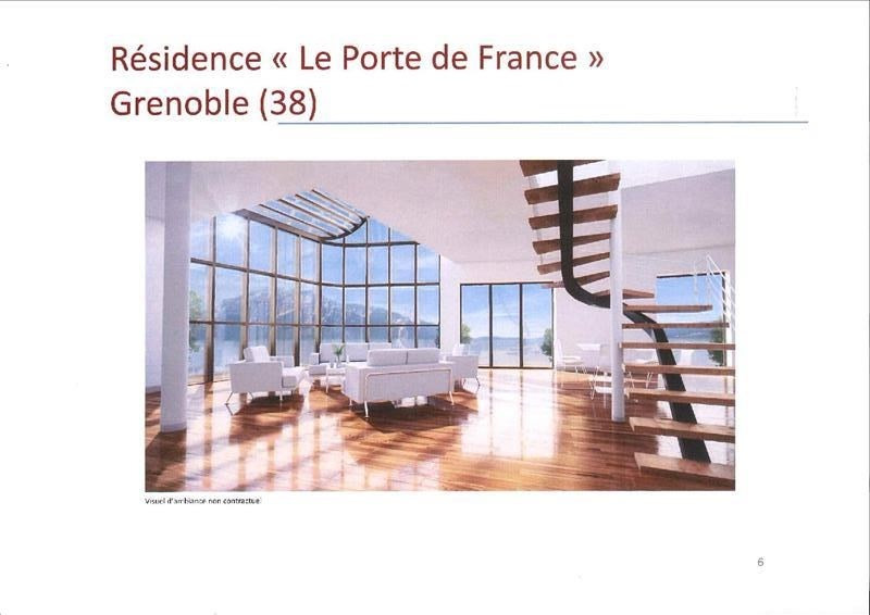 Vente de prestige appartement Grenoble 755 000€ - Photo 1