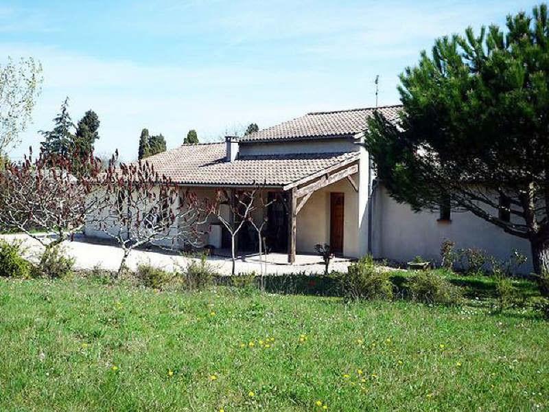 Sale house / villa St antoine de ficalba 197950€ - Picture 1