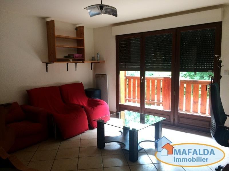 Location appartement Mont saxonnex 645€ CC - Photo 1
