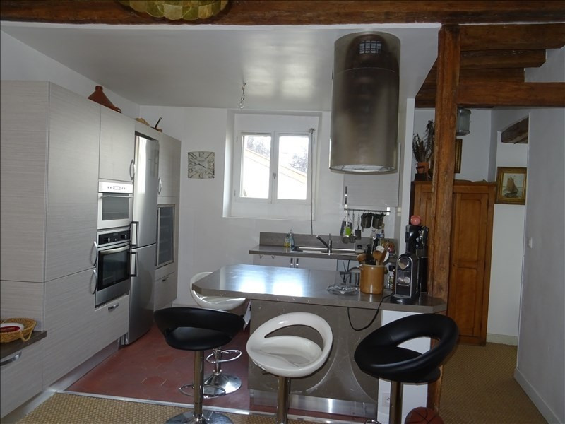 Rental apartment Le port marly 1250€ CC - Picture 2