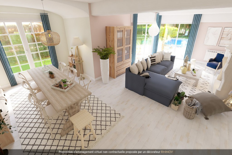 Deluxe sale house / villa Antibes 1799000€ - Picture 5