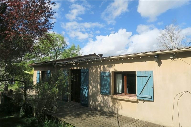 Sale house / villa Belpech 155000€ - Picture 1