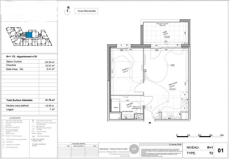 Sale apartment Boucau 150000€ - Picture 2