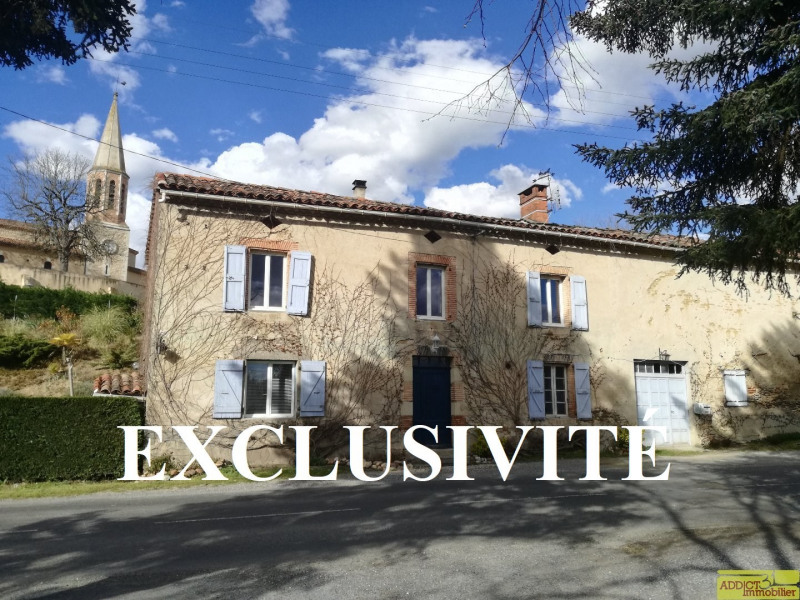 Vente maison / villa Secteur lavaur 199 000€ - Photo 1