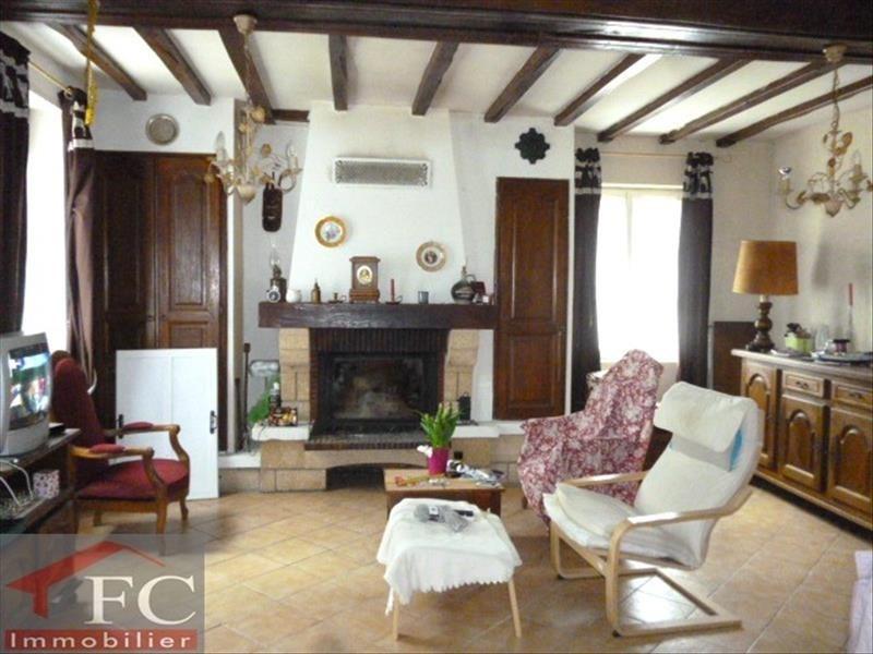 Vente maison / villa Monthodon 125500€ - Photo 2