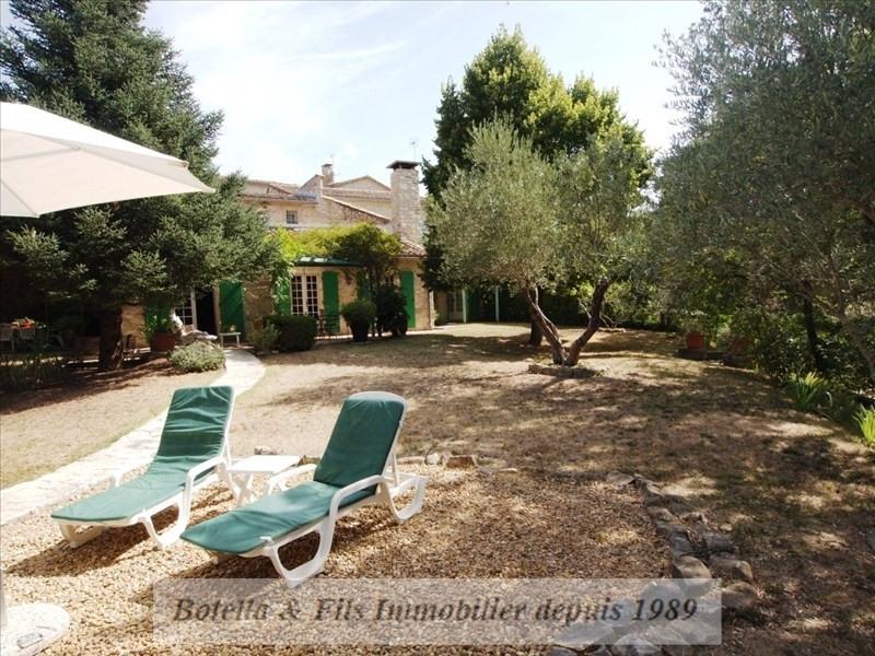 Verkoop van prestige  huis Uzes 630000€ - Foto 4