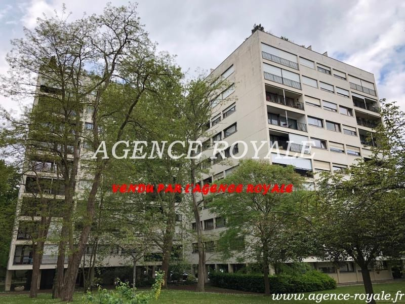 Sale apartment Poissy 242 000€ - Picture 1