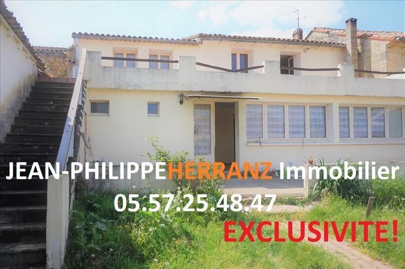 Vente maison / villa Montagne 100000€ - Photo 1