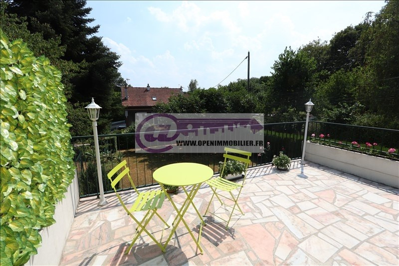 Vente maison / villa Montmorency 395 000€ - Photo 2