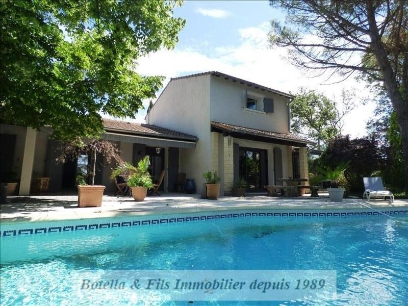 Verkoop  huis Uzes 453000€ - Foto 1