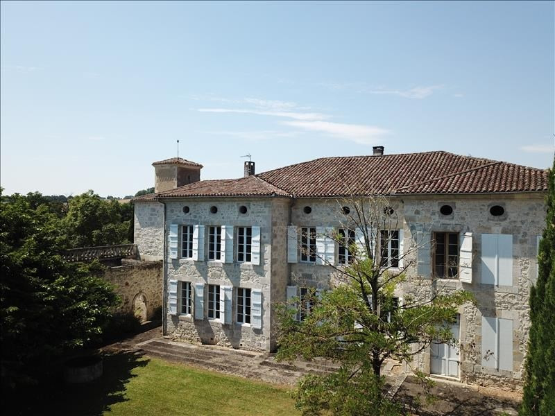 Deluxe sale house / villa Condom 745 000€ - Picture 2