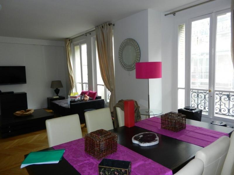 Rental apartment Paris 16ème 3400€ CC - Picture 2