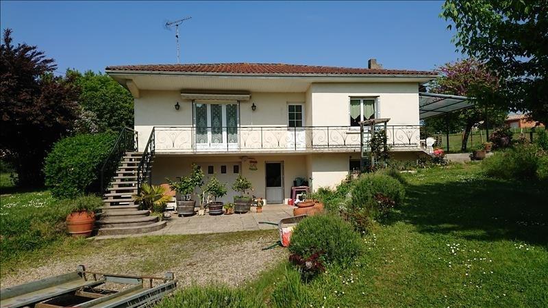 Sale house / villa Montlieu la garde 267000€ - Picture 1