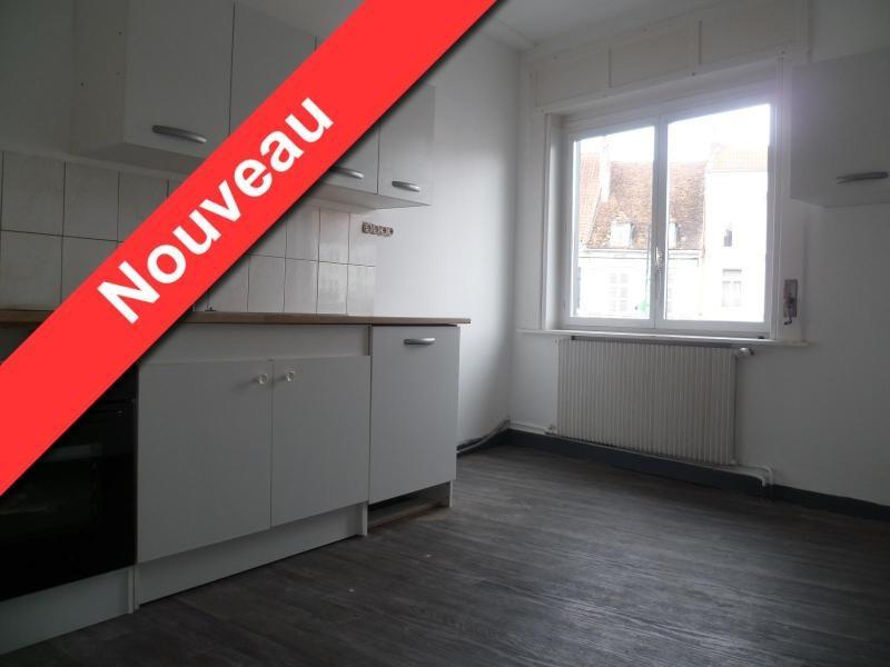 Location appartement Aire sur la lys 500€ CC - Photo 1