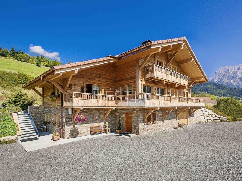 Vente de prestige maison / villa Manigod 1365000€ - Photo 26