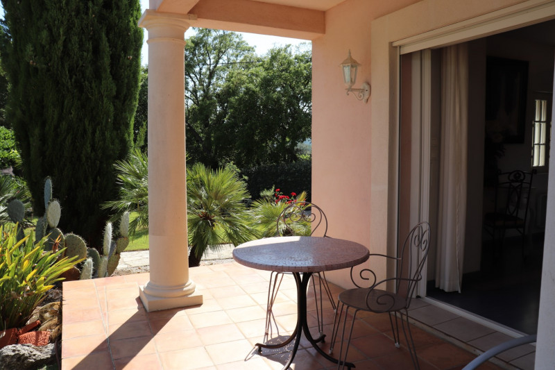 Vacation rental house / villa Grimaud 5 000€ - Picture 15