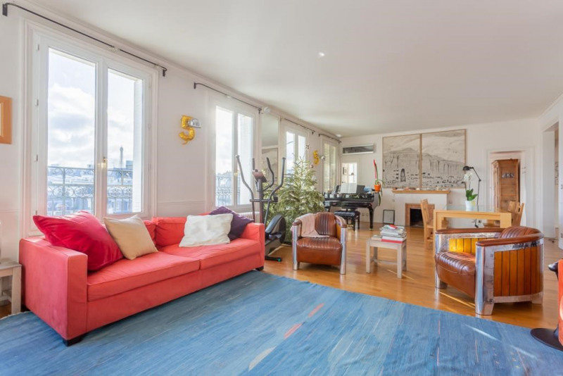 Vente de prestige appartement Paris 8ème 3 350 000€ - Photo 3