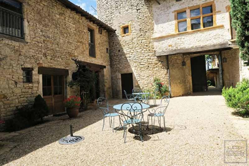 Deluxe sale house / villa Chazay d'azergues 2300000€ - Picture 1