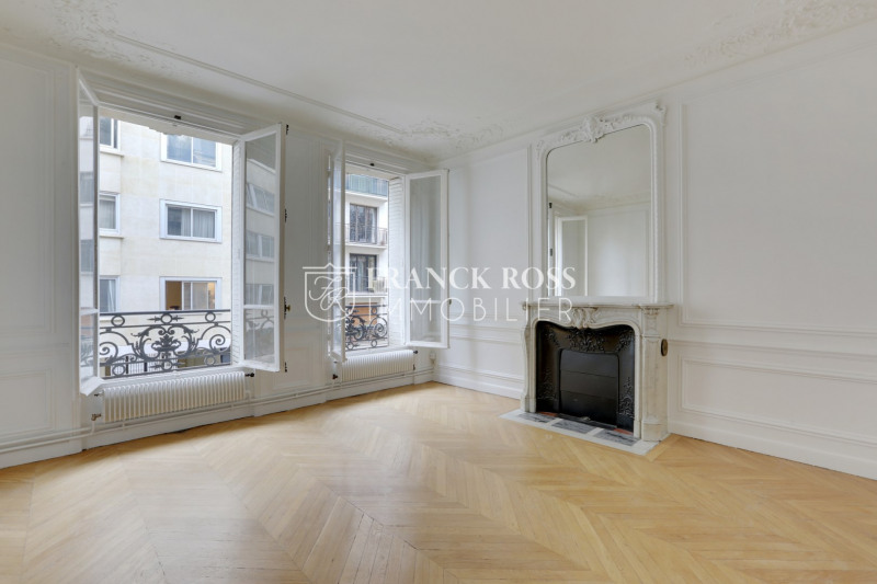 Rental apartment Paris 16ème 3 000€ CC - Picture 3