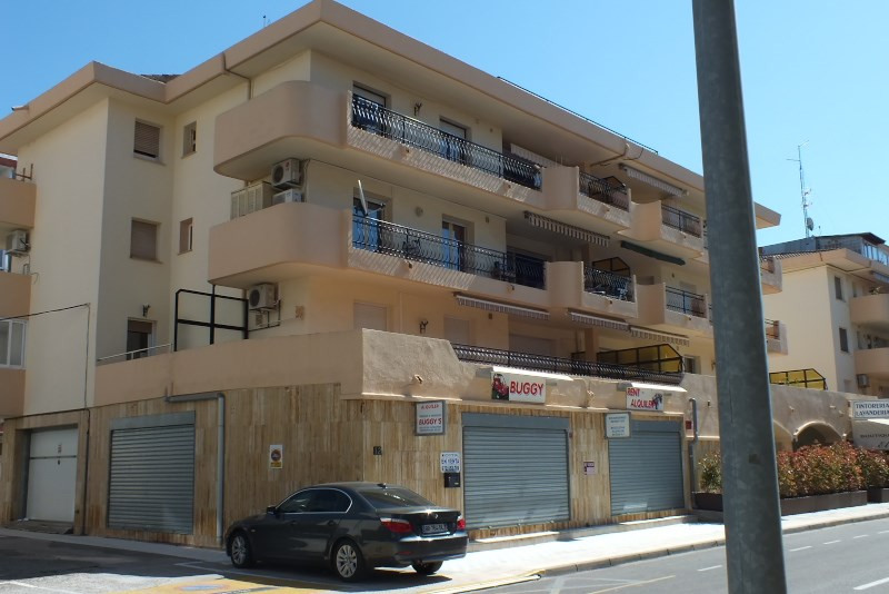 Vente appartement Roses santa- margarita 165000€ - Photo 1
