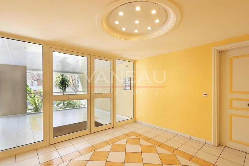 Vente de prestige appartement Juan-les-pins 165360€ - Photo 8